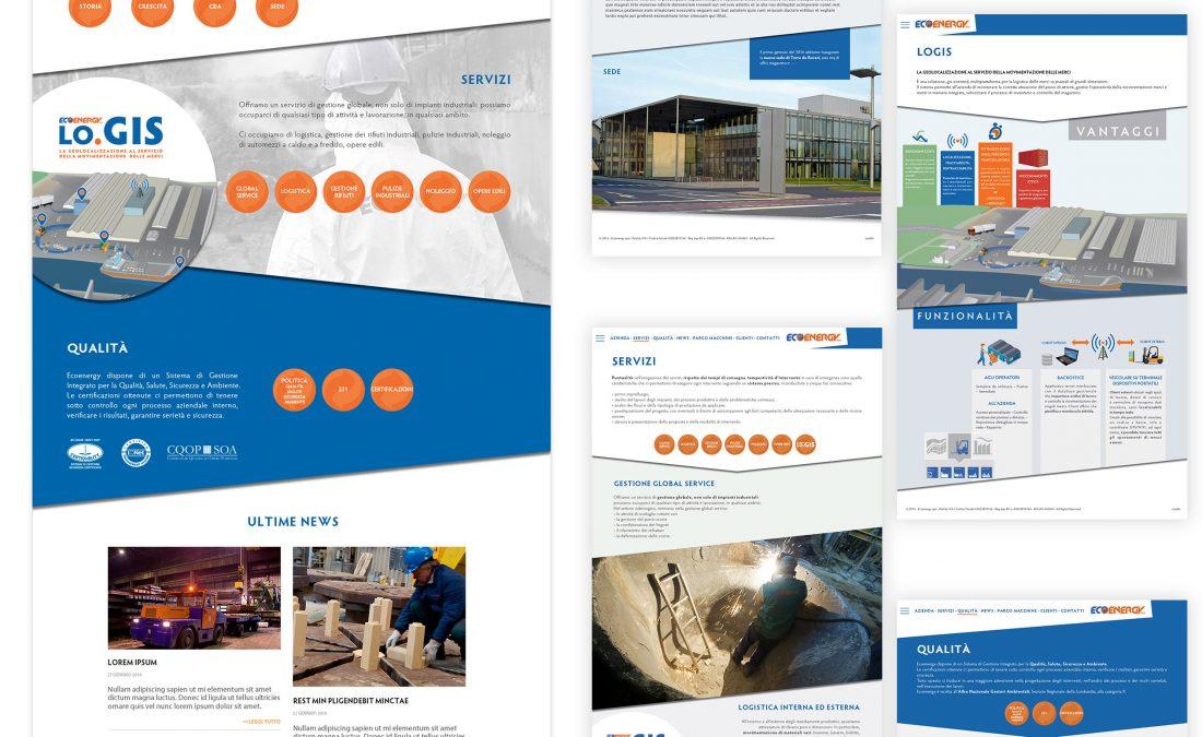 Nuovo sito web di Ecoenergy