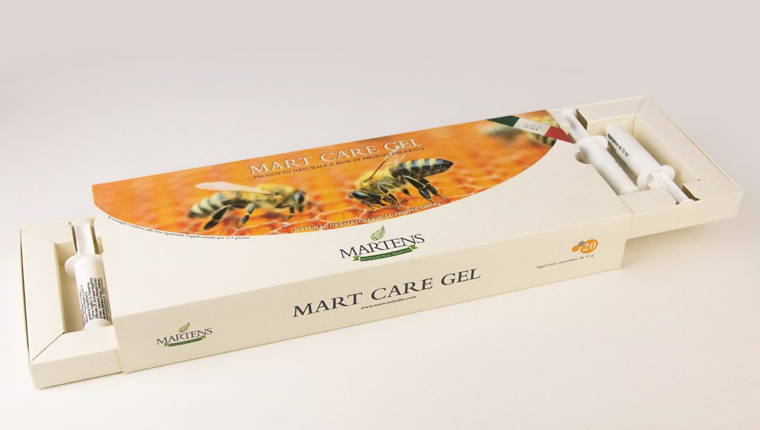 scatola Mart Care Gel